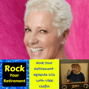 Vikki Claflin on laughing with Parkinson's