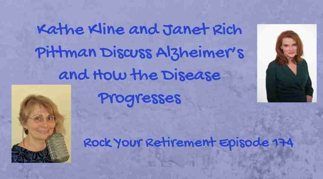 Alzheimer's: How the Disease Progresses Ep 174