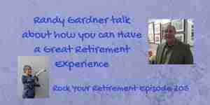 Great Retirement Experience