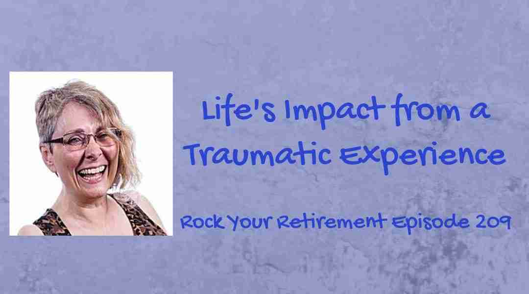 Traumatic Experience: Episode 209