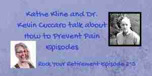 How to Prevent Pain Episodes