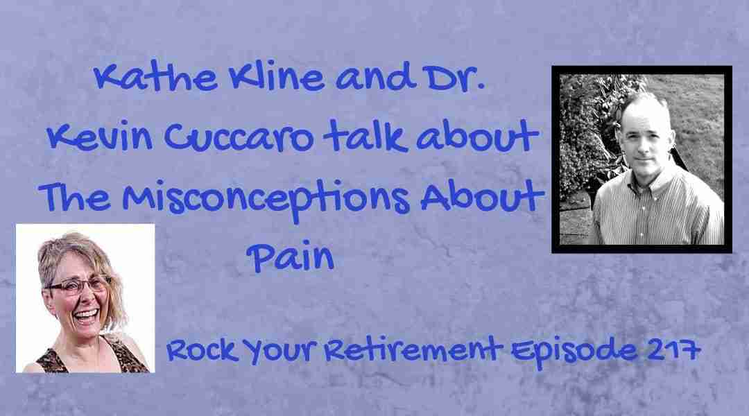 Misconceptions About Pain – Episode 217