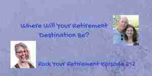 Retirement Destination