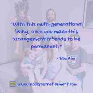 Multi-generational living