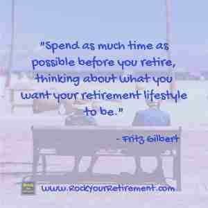 Spending Time in Retirement