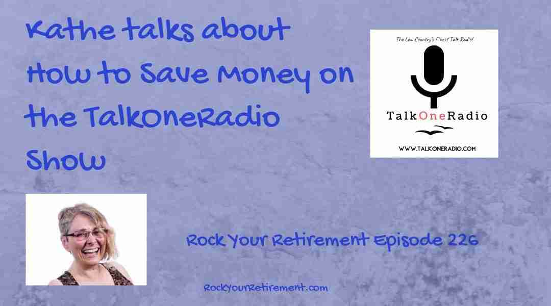 COVID-19: Tips on How to Save Money-Ep. 226